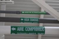 Etiquetas para tuberías