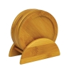 Set Coasters Bamboo