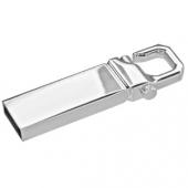 USB 8GB Metalico C/Llavero Side