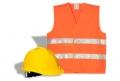 Personalizacion cascos y chalecos seguridad