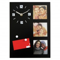 Reloj Pared Pizarra